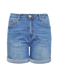 Damen Jeans Short