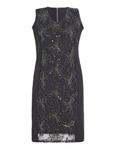 elegantes Kleid XXL , Abendkleid für Mollige , Kleid in übergröße