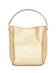 Handtasche gold Sonderangebot