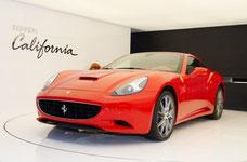 La Ferrari California del governatore di Mombasa Ali Hassan Joho