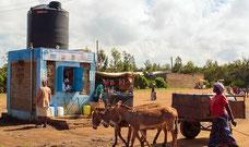 Naivasha. Acqua e servizi igenici per cittadini poveri