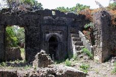 Ungwana New Jamia Mihrab and Minbar