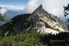 日本百名山 鳳凰山 登山 ガイド