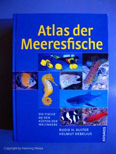 Atlas der Meerwasserfische