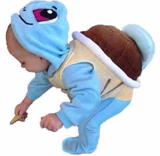 Shiggy Baby Verkleidung