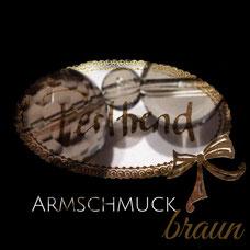 www.perltrend.com Arm Schmuck dunkelbraun braun bracelet armband armkette Schmuck Jewellery Jewelry Online shop Schweiz Luzern Perltrend brown dark brown leather