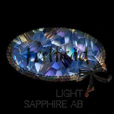 Perltrend Luzern Schweiz Onlineshop Schmuck Perlen Accessoires Verarbeitung Design Swarovski Crystals Crystal original Light Sapphire AB Aurore Boreale