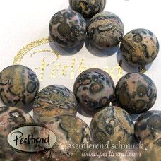 www.perltrend.com Perltrend Luzern Schweiz Onlineshop $chmuck Perlen Schmuckdesign Edelsteine Edelstein Gemstone goldstone Goldfluss gold golden glitzer Heilsteine Schmuckstein Edelsteinperlen Leoparden Jaspis bunt gemustert