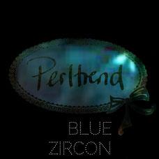 Perltrend Luzern Schweiz onlineshop Schmuck Perlen Accessoires Verarbeitung Design Swarovski Crystals Crystal original Blue Zircon