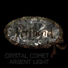 Perltrend Luzern Schweiz Onlineshop Schmuck Perlen Accessoires Verarbeitung Design Swarovski Crystals original  Crystal Comet Argent Light