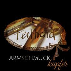 www.perltrend.com Armschmuck braun kupfer Bracelet Armkette Armband brown copper Onlineshop Perltrend Luzern Schweiz Jewelry Jewellery