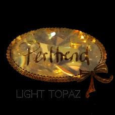 Perltrend Luzern Schweiz Onlineshop Schmuck Perlen Accessoires Verarbeitung Design Swarovski Crystals Crystal original Light Topaz