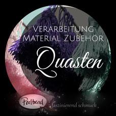 www.perltrend.com Perltrend Schweiz Luzern Perlen Beads Crystals Edelsteine Schmuckzubehör Schmuckverarbeitung Verarbeitungsmaterial basteln Dekoration Quasten