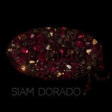 Perltrend Luzern Schweiz Onlineshop Schmuck Perlen Accessoires Verarbeitung Design Swarovski Crystals Crystal original Siam Dorado Rot red golden
