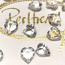 www.perltrend.com Swarovski Crystal Elements original Crystals Perltrend Luzern Schweiz Onlineshop Schmuck Jewellery Schmuckverarbeitung facettet facettierte Cabochons Crystal facettiert Fancy Stones Heart 4800 Herz