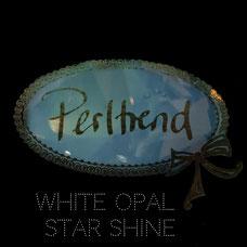 Perltrend Luzern Schweiz Onlineshop Schmuck Perlen Accessoires Verarbeitung Design Swarovski Crystals Crystal original White Opal Star Shine