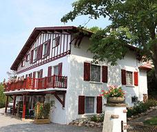 à 5.0 km: Chambres d'hôtes et appartements Nun Obeki à Saint-Jean-de-Luz.