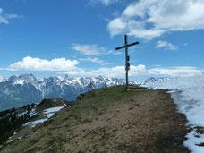Gipfelwanderungen