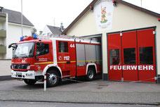 Roettgen, freiwillige Feuerwehr