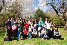 2013年5月福島保養キャンプ