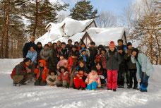 2014年1月保養キャンプ