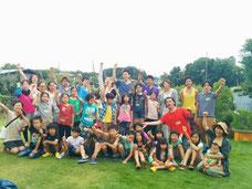 2015年GOGO自然塾