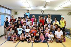 2013年9月福島保養キャンプ