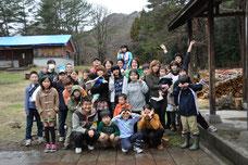 2013年4月福島保養キャンプ
