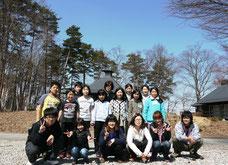 2014年4月保養キャンプ