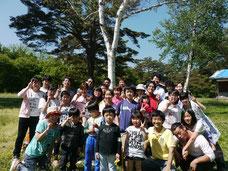 2013年6月福島保養キャンプ