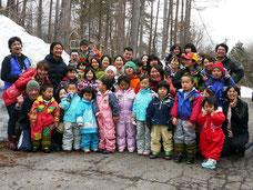 2013年3月福島保養キャンプ