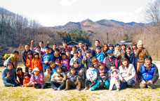 2014年3月保養キャンプ