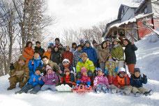 2014年2月保養キャンプ
