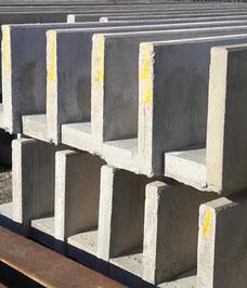 Murs de soutènement en béton - Pajot Entreprise