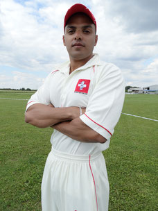 Swiss player profile - Idrees Ul Haque