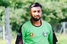 Swiss player profile - Osama Mahmood