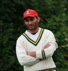 Swiss player profile - Nasir Mahmood