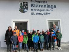 Lehrausgang - 3. Schulstufe