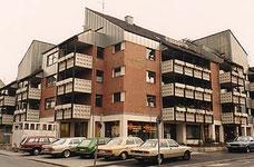 Zinkblechfassade in Düsseldorf-Unterbach