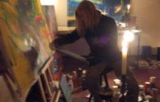 Atelier Berlin, Prenzlauer Berg, 2004