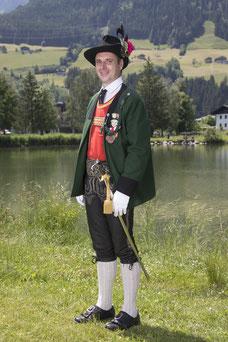 Ronacher Stefan - Hauptmann Jungschützen