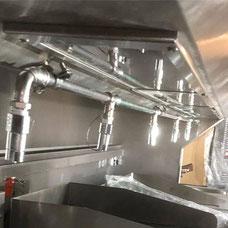 Service und Montage von Ansul R-102 Küchenlöschanlagen Alternative zur Ansul Anlage