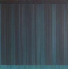 "Elisabeth Sonneck  ""Einander 2-3"" 1oo x 100 cm Öl auf Leinwand 2011"