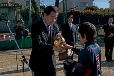 学童野球太田西ライオンズ杯
