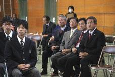 新田暁高優良生徒表彰