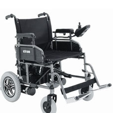 Merits Folding Power Wheelchair P101