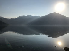 Bucht vor Kotor (Montenegro)