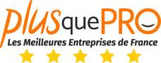 Entreprise membre du réseau Plus-que-pro