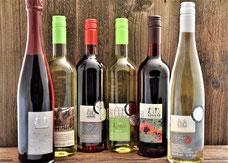 Weinpakete aus Prichsenstadt, Franken