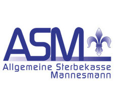 Logo Entwicklung für die Sterbekasse Mannesmann